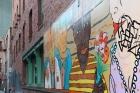 Seattle Alley Art
