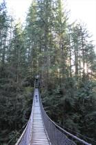 Lynn Canyon Suspension Bridge, Vancouver