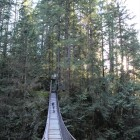 Lynn Canyon Suspension Bridge, Vancouver